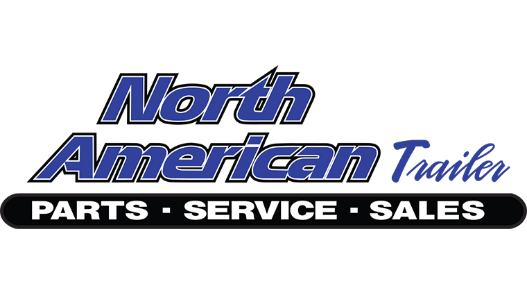 North American Trailer, parts service and sales logo