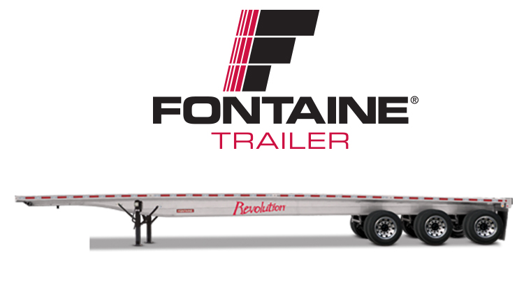 Fontaine Trailer rev line mobile