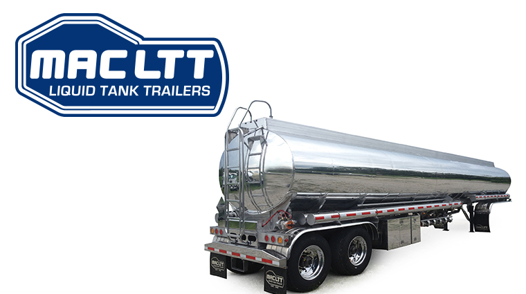 MAC liquid tank trailer image