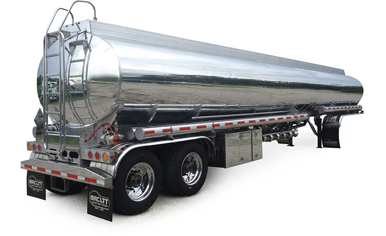 tank trailers at north american trailers
