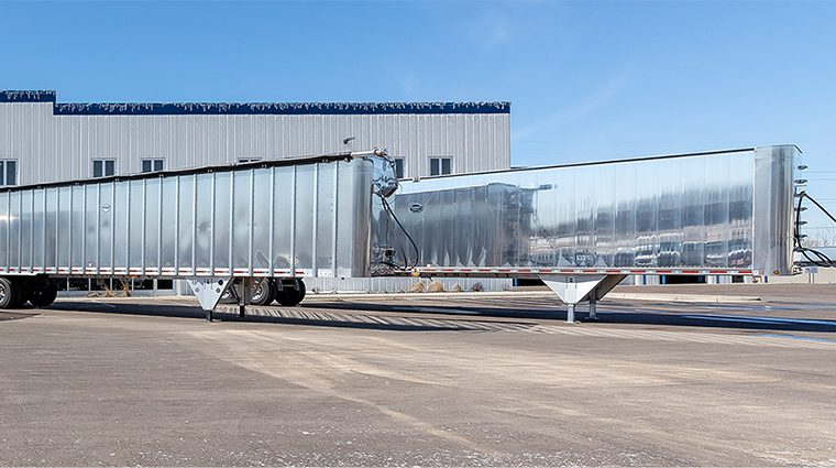 types of semi-trailers at north american trailers